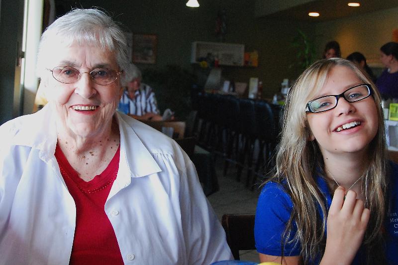Grandma and E