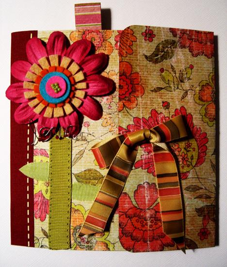 Feltflowerlovecard
