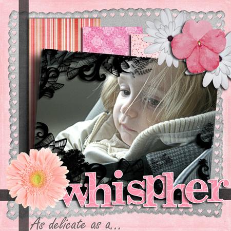 Asdelicateasawhisper